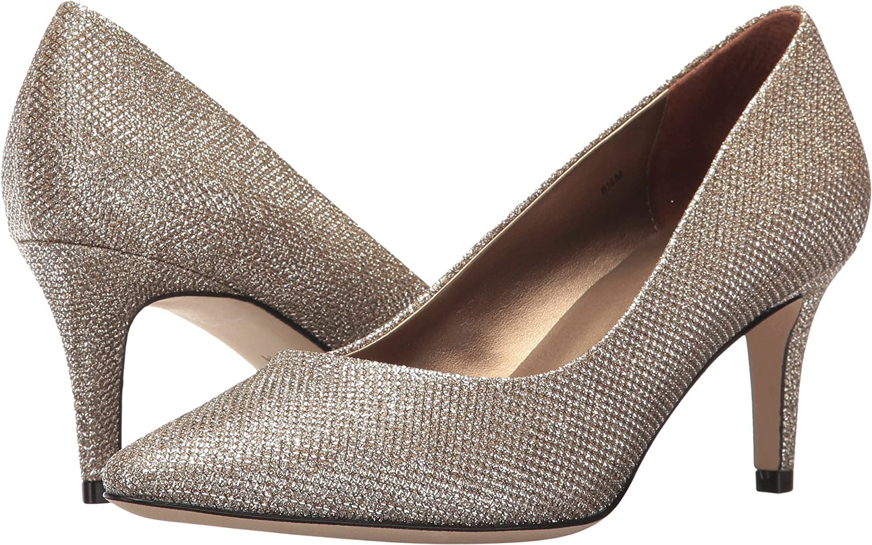 VANELi Womens Hattie B06XH2SSST 9 B(M) US|Gold Ket Fabric