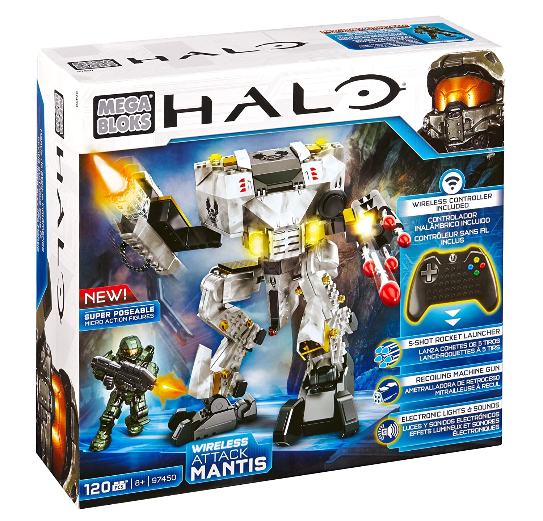 Halo Attacco Mantis Mega Bloks