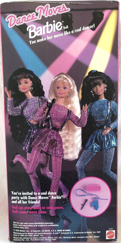 Mattel Barbie Dance Moves Teresa