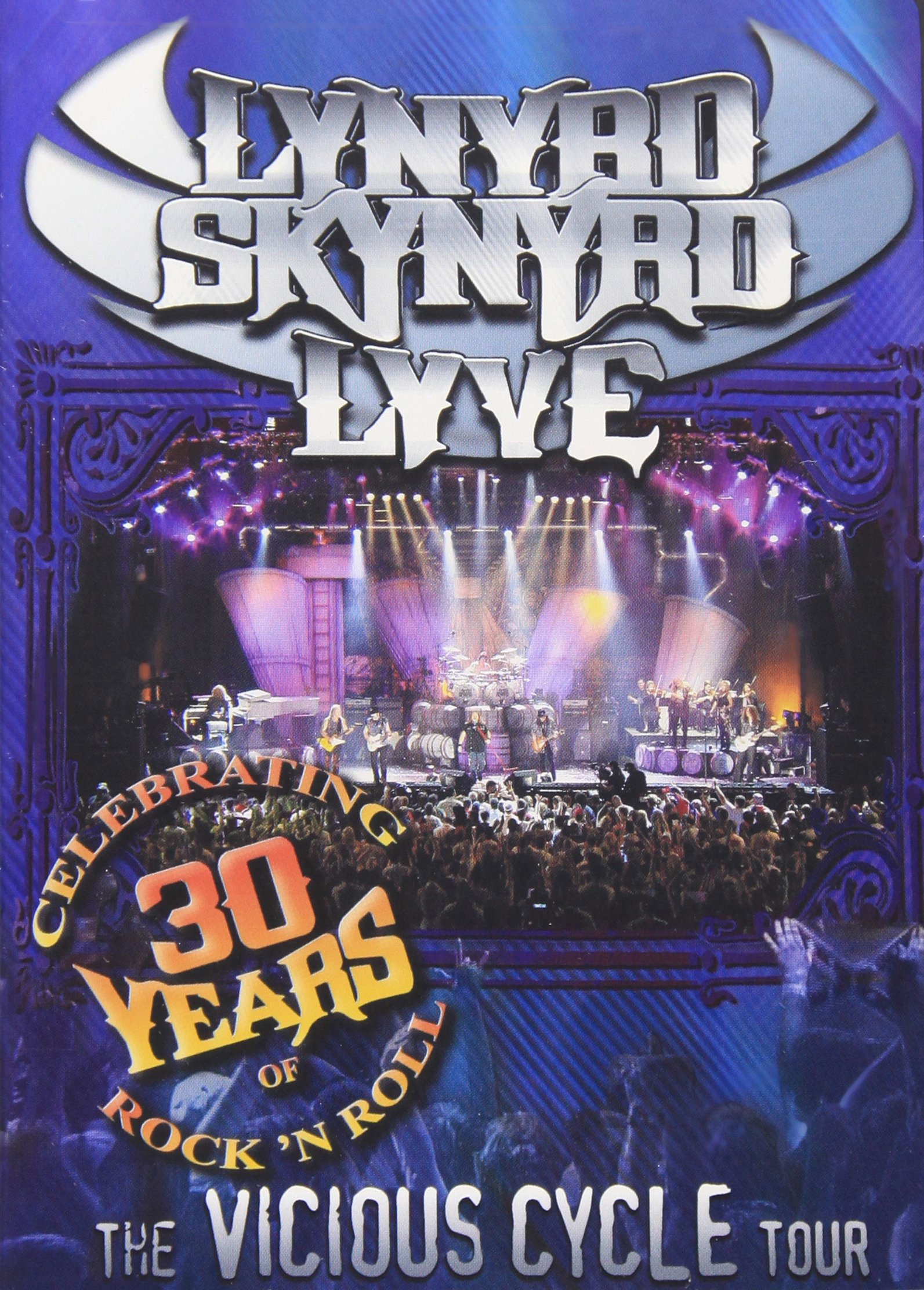 Lynyrd Skynyrd - Lyve- The Vicious Cycle Tour by BMG VIDEO