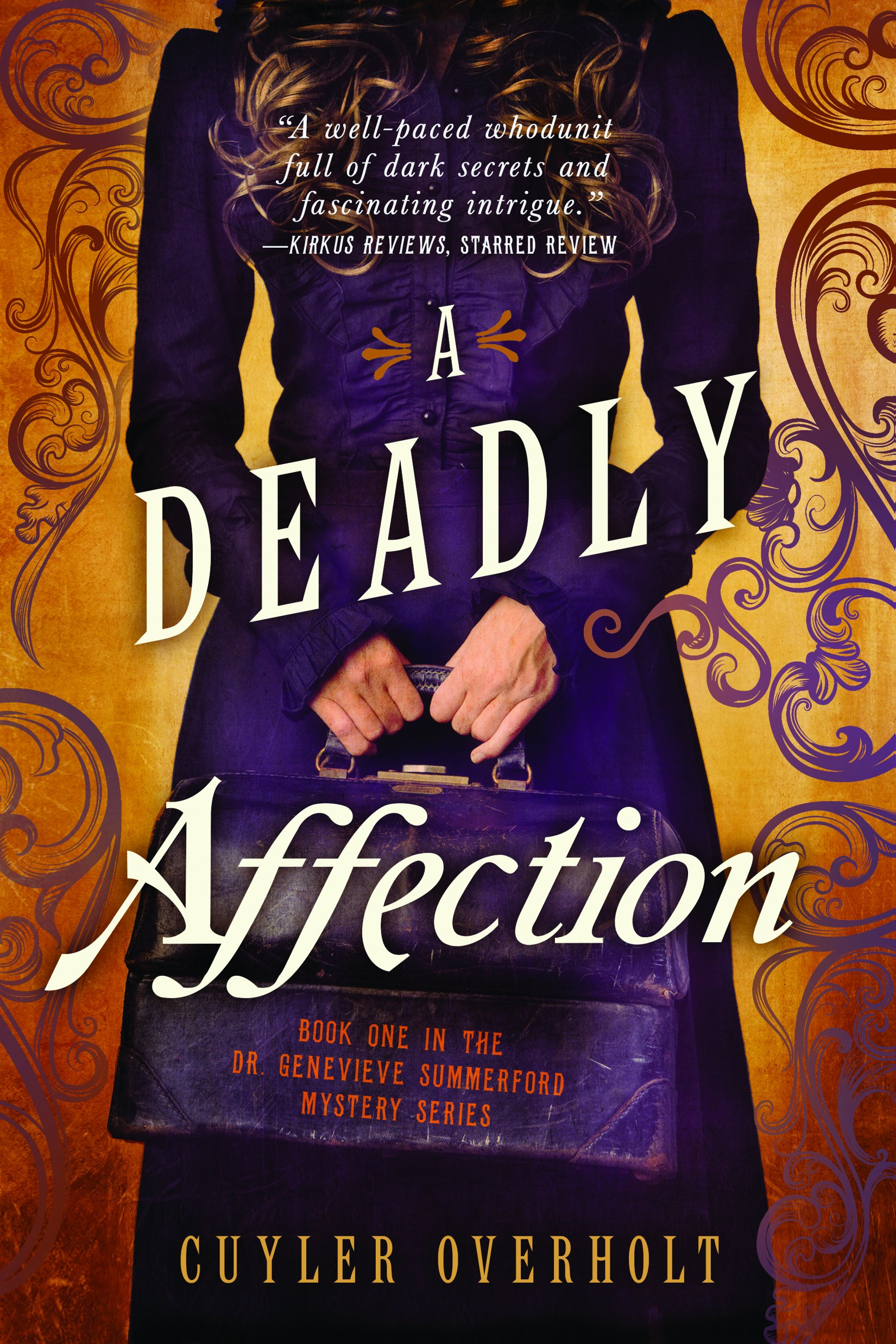 A Deadly Affection (Dr. Genevieve Summerford Mystery) PDF Text fb2 ebook
