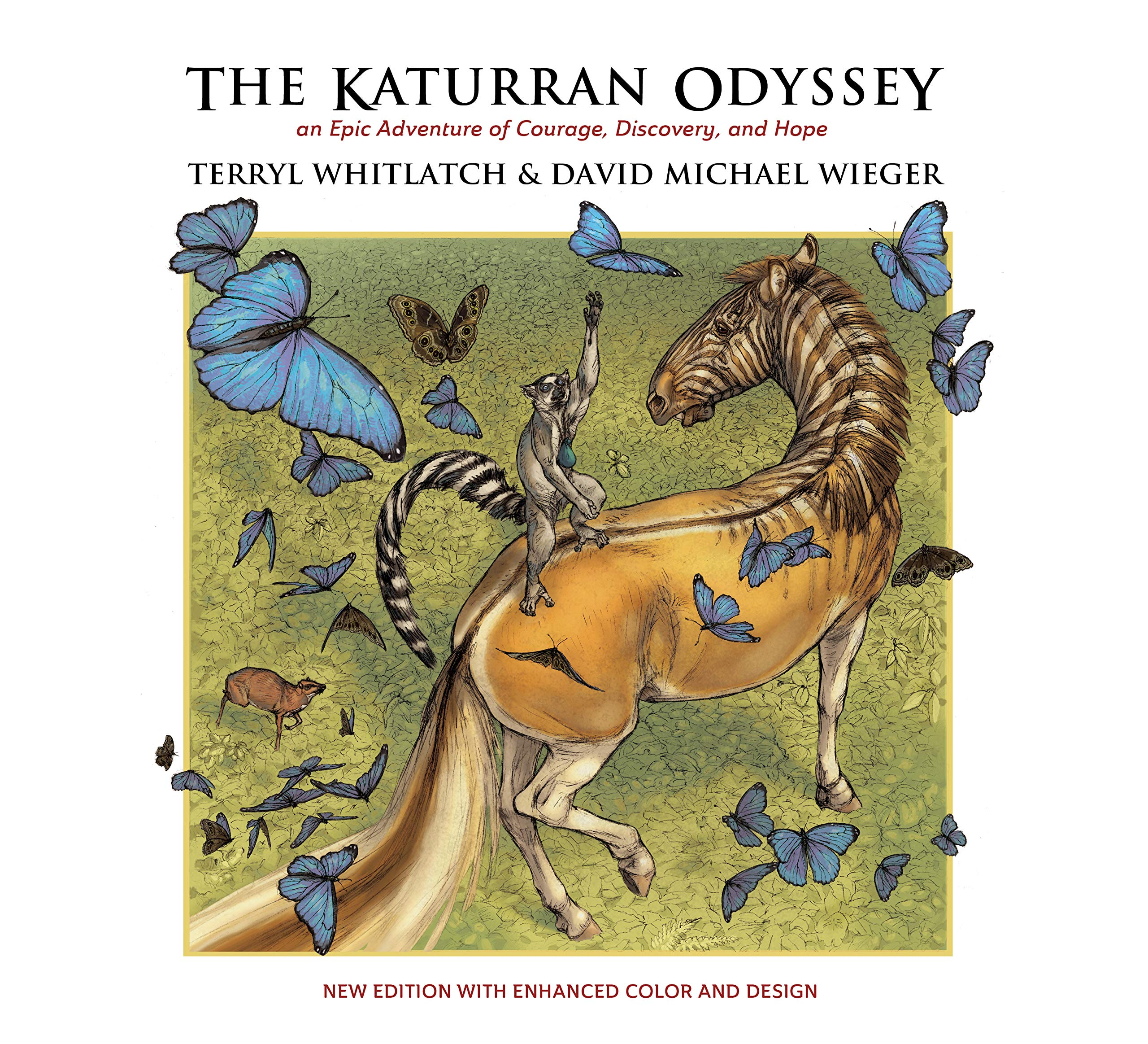 Book Review: The Katurran Odyssey: An Epic Adventure of