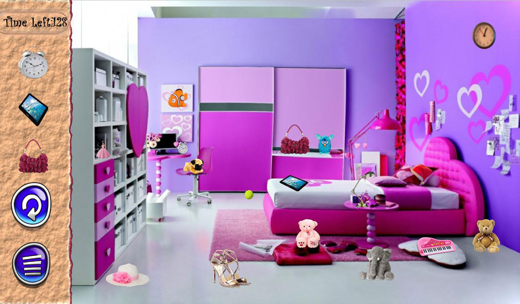Amazon Com Hidden Objects Girls Room Free Appstore For Android