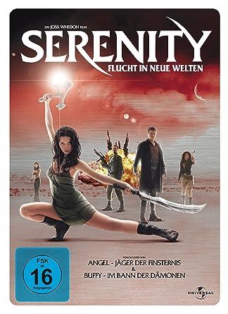 Serenity - Flucht in neue Welten Steelbook Alemania DVD ...