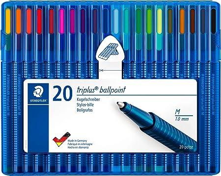 40x Kugelschreiber aus Pappe 4 verschiedene Farben