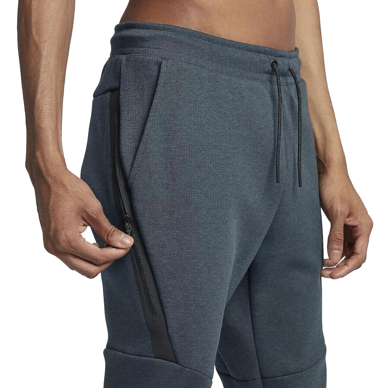 Nike Herren NSW Tech Fleece Trainingshose Tiefer Dschungel