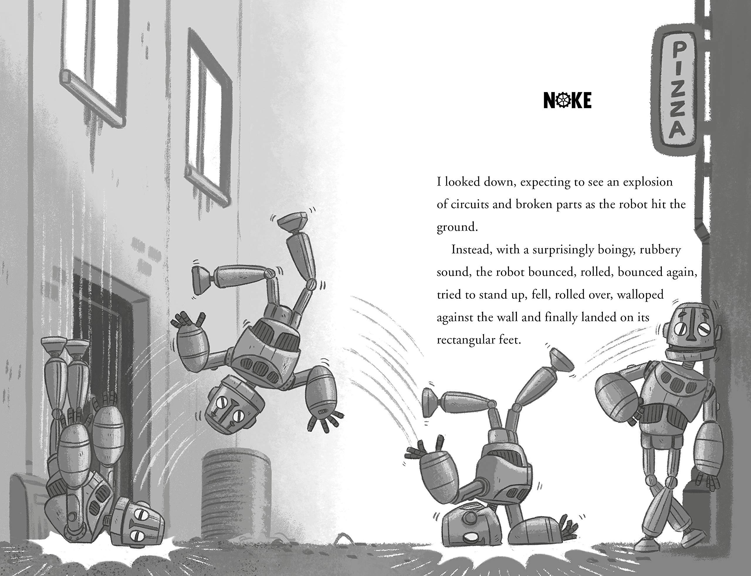 BOOT small robot, BIG adventure: Book 1: Amazon.es: Hegarty, Shane, Mantle, Ben: Libros en idiomas extranjeros
