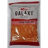 Galaxy Foods Red Split Lentils - Australian, 1 kg