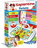 Clementoni Parlante Niños Learning board game - Juego de tablero (Learning board game, Niños, 3 año(s), 6 año(s), Interior)