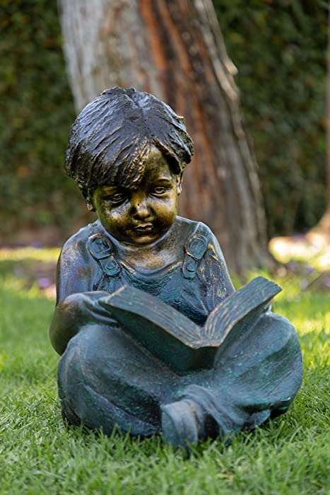 The Best Reading Garden Statue