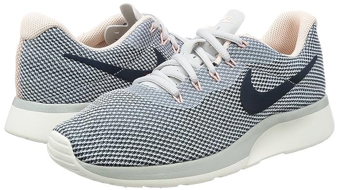 a4c3c26e11af Nike Women s Tanjun Racer Running Shoes (8 B(M) US