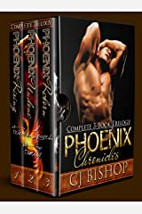 The Phoenix Chronicles (3-Book Trilogy) Kindle Edition