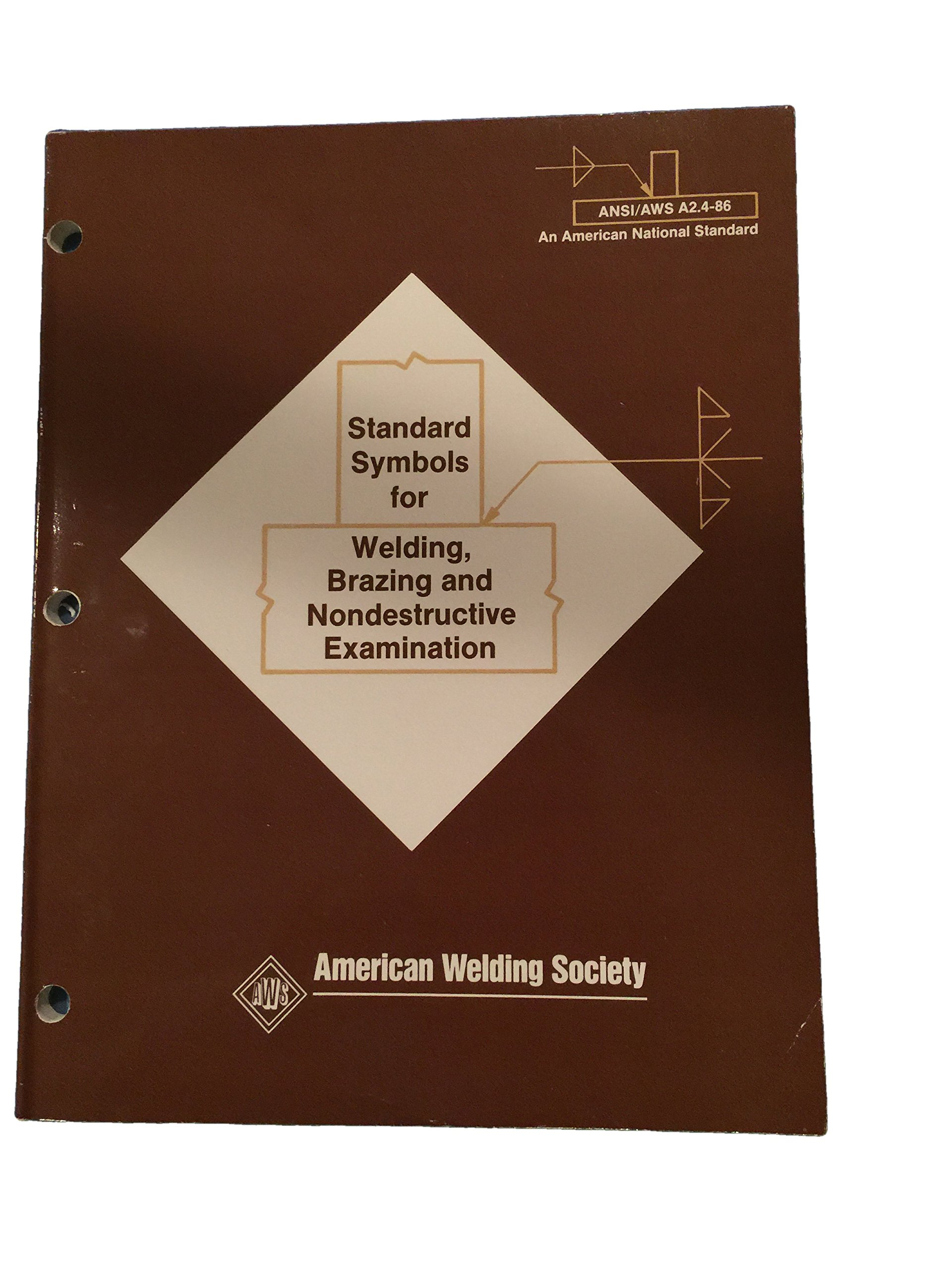 Standard symbols for welding brazing and non destructive standard symbols for welding brazing and non destructive examination amazon american national standards institute summit technical associates biocorpaavc Images