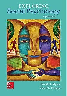 Amazon Com Exploring Social Psychology 9780077825454 David Myers