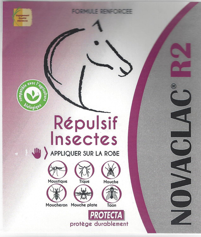 Novaclac® R2 para caballo repelente Natural mosca taons y moscas ...