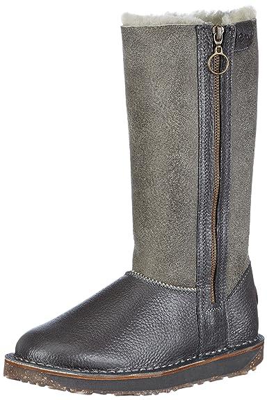 Emu Australia Womens Ashby Boots W10546 Charcoal 3 UK, 36 EU