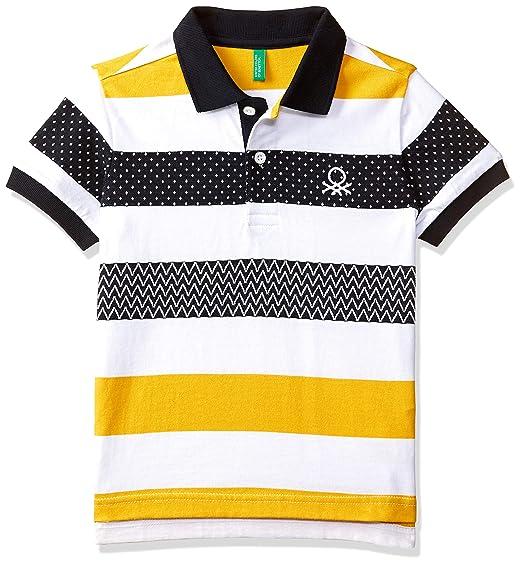 United Colors of Benetton Boys Polo Shirt