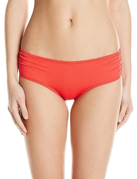 4f54cdfdddaac Amazon.com  Coco Reef Women s Bikini Bottom Swimsuit with Shirred ...