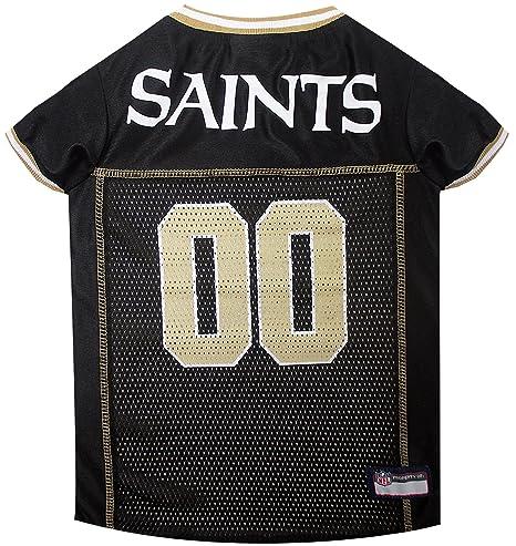 462eb8d836f Amazon.com   NFL NEW ORLEANS SAINTS DOG Jersey