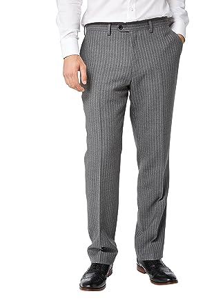 Laine En Pantalon Rayures Costume À De Britannique Next Classique Hw6fqpp