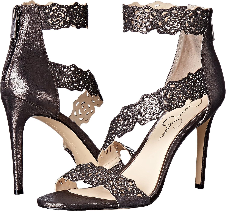 Jessica Simpson Womens GEELA Heeled Sandal