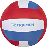 Triumph Sports Patriotic Monster Volleyball - from The Beach to The Backyard, Play Multiple Games with The Monster…