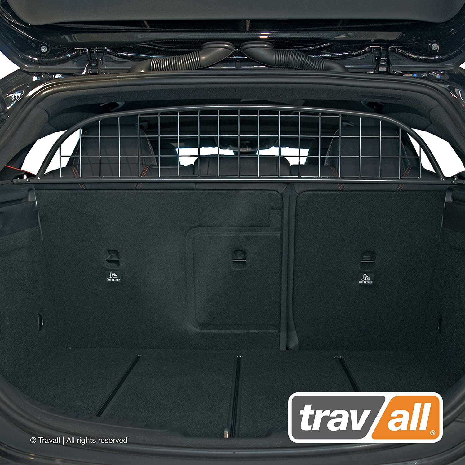 Travall Guard TDG1507 Vehicle-Specific Dog Guard
