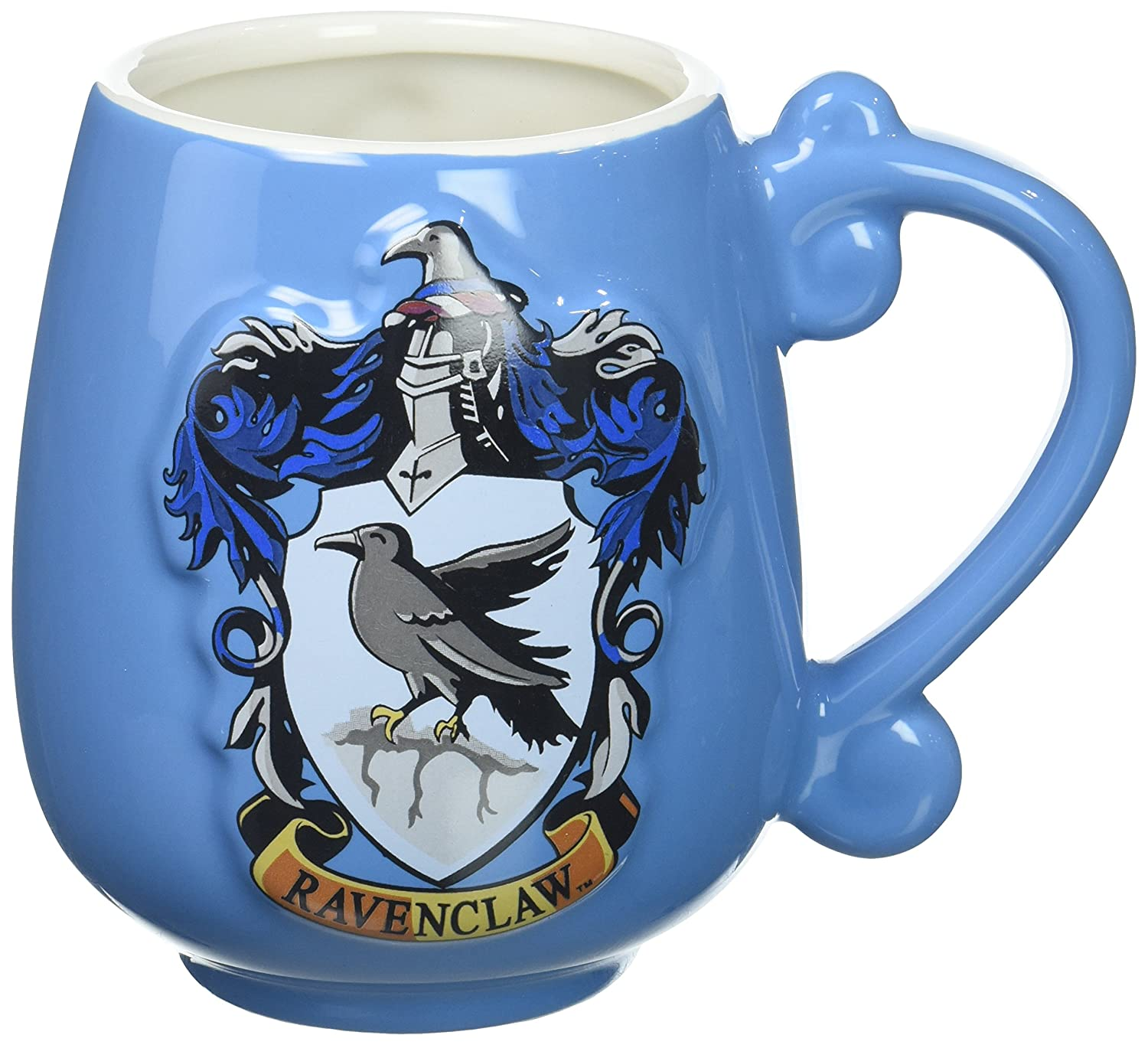 Harry Potter Ravenclaw Crest Ceramic Mug Decorative Tableware by Harry Potter