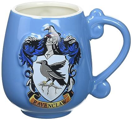 Harry Potter Ravenclaw Crest Ceramic Mug Decorative Tableware  sc 1 st  Amazon.com & Amazon.com: Harry Potter Ravenclaw Crest Ceramic Mug Decorative ...
