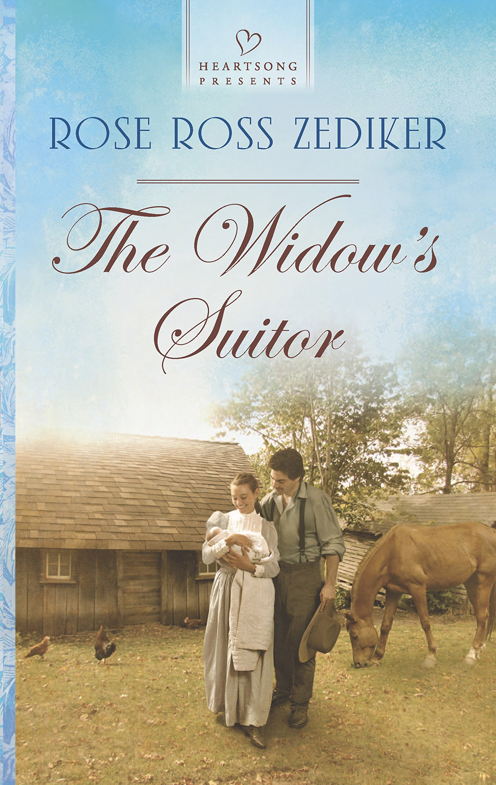 Read Online The Widow's Suitor (Heartsong Presents) pdf