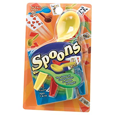 Spoons: Toys & Games