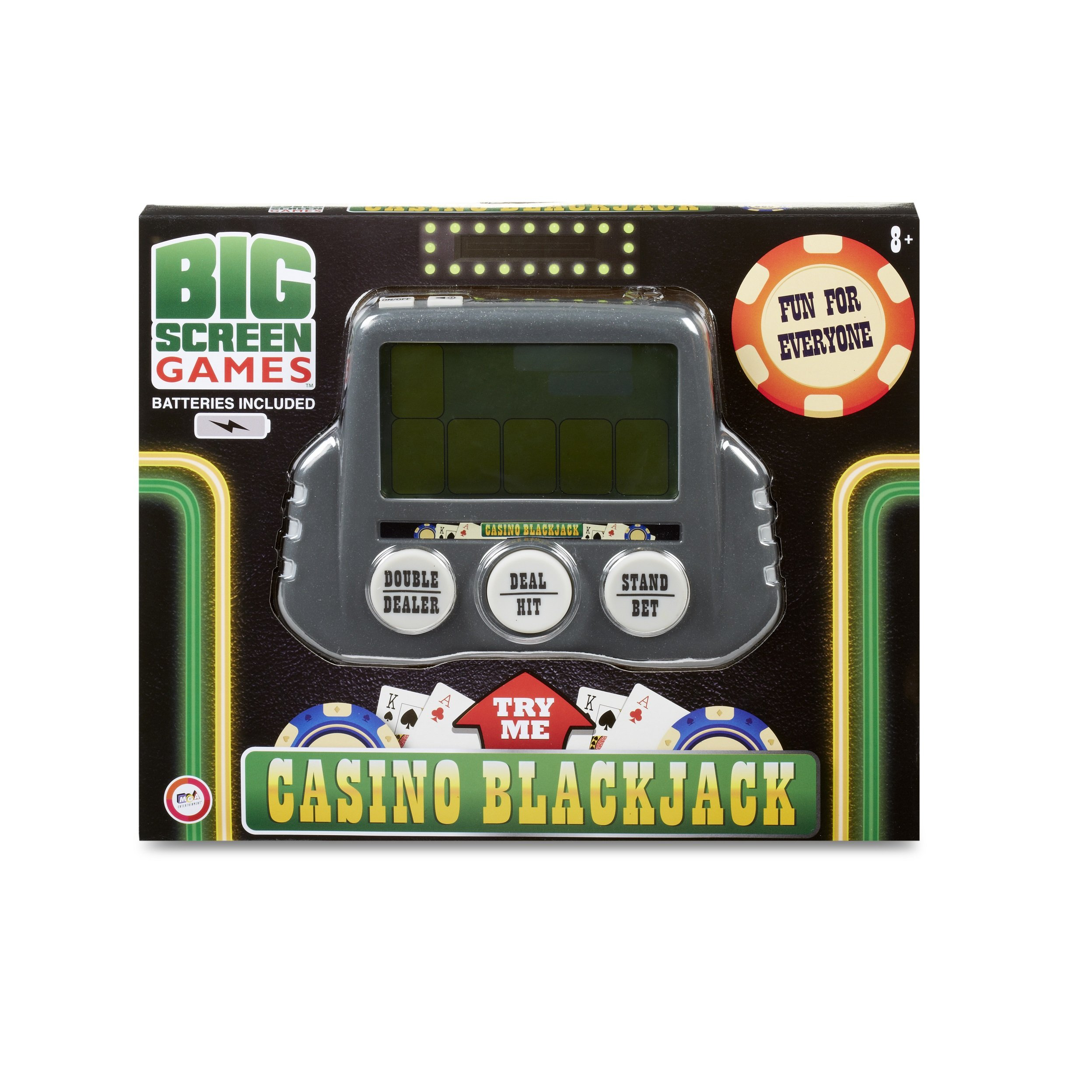 Big Screen Games - Casino Black Jack by Big Screen Games