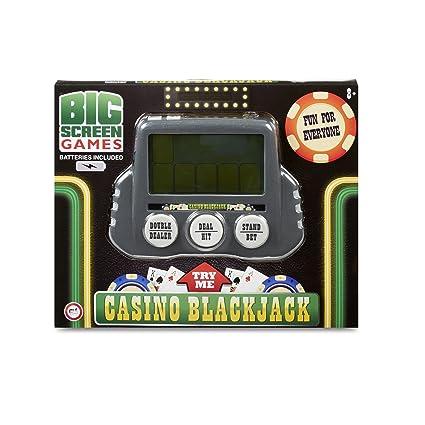 Amazon.com: Gran visualización Juegos – Casino Black Jack ...