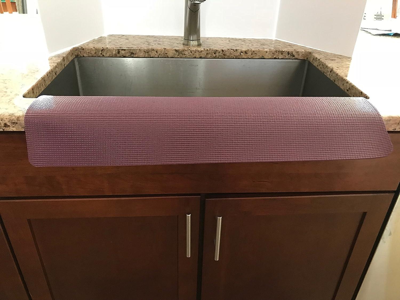 Maroon Kitchen Sink Guard Kitchen Granite Protector Sink Edge Guard Copyright 2017 Tm 4 13 5 Width X 23 Length Amazon Com