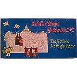 Is the Pope Catholic - the Nostalgic Catholic Board Game