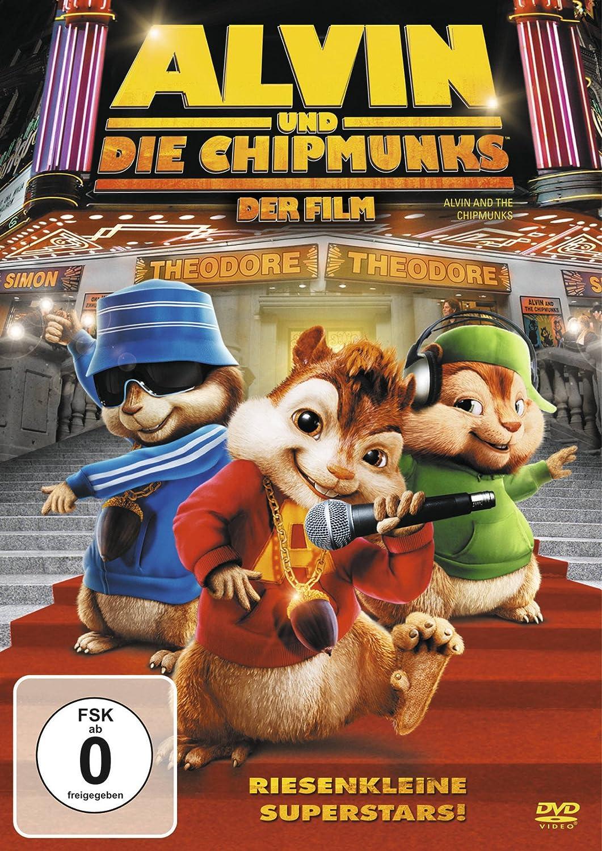 Alvin und die Chipmunks  Der Film Amazonde Jason Lee David