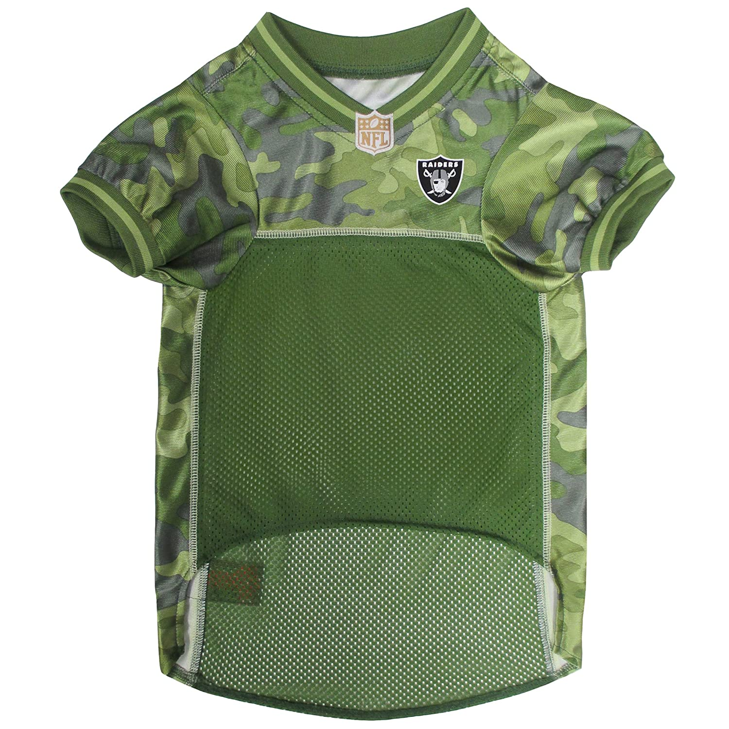 1705bdc72 Football Dog Jersey Camouflage Available in 32 NFL Teams & 5 Sizes. Cuttest  Hunting Dog Dress! Camouflage Pet Jersey with Team Logo.