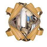 Storksak Kym Diaper Shoulder Bag, Tan, One Size