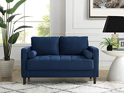 Amazon Com Lifestyle Solutions Lk Lgfsp2gu3051 Lexington Loveseat