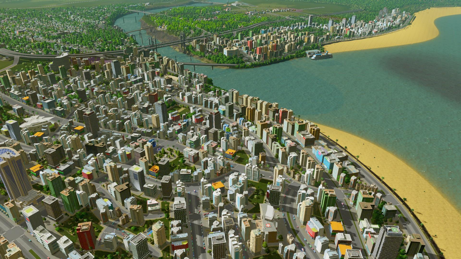 Amazon com: Cities: Skylines - DELUXE EDITION [Online Game