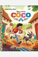 Coco Little Golden Book (Disney/Pixar Coco) Kindle Edition