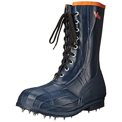 Viking Footwear Spiked Forester Caulk Boot: Shoes