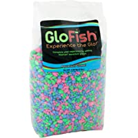 GloFish Aquarium Gravel, Fluorescent Colors, 5-Pound
