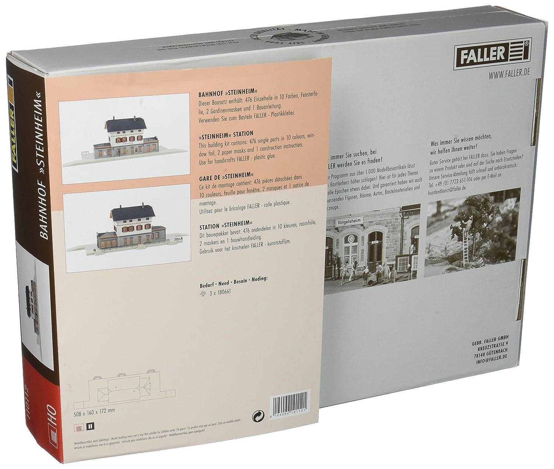 F110112 Non renseign/é Faller Gare DE STEINHEIM