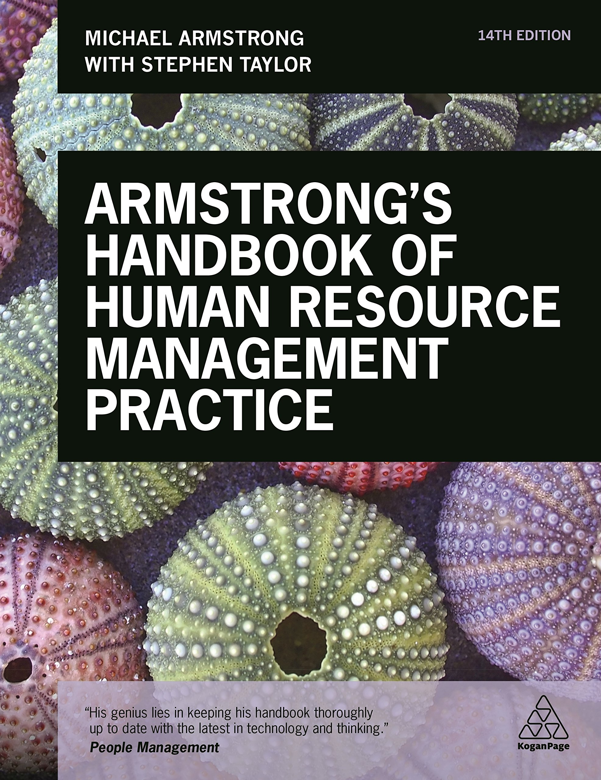 Armstrong's Handbook of Human Resource Management Practice: Amazon.co.uk:  Michael Armstrong, Stephen Taylor: 9780749474119: Books