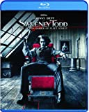 Sweeney Todd:Demon Barber of Fleet St [Blu-ray]