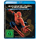 Spider-Man 1-3 - Trilogie [Blu-ray]