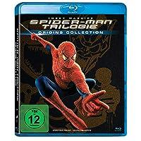 Spider-Man 1-3 - Trilogie [Blu-ray]