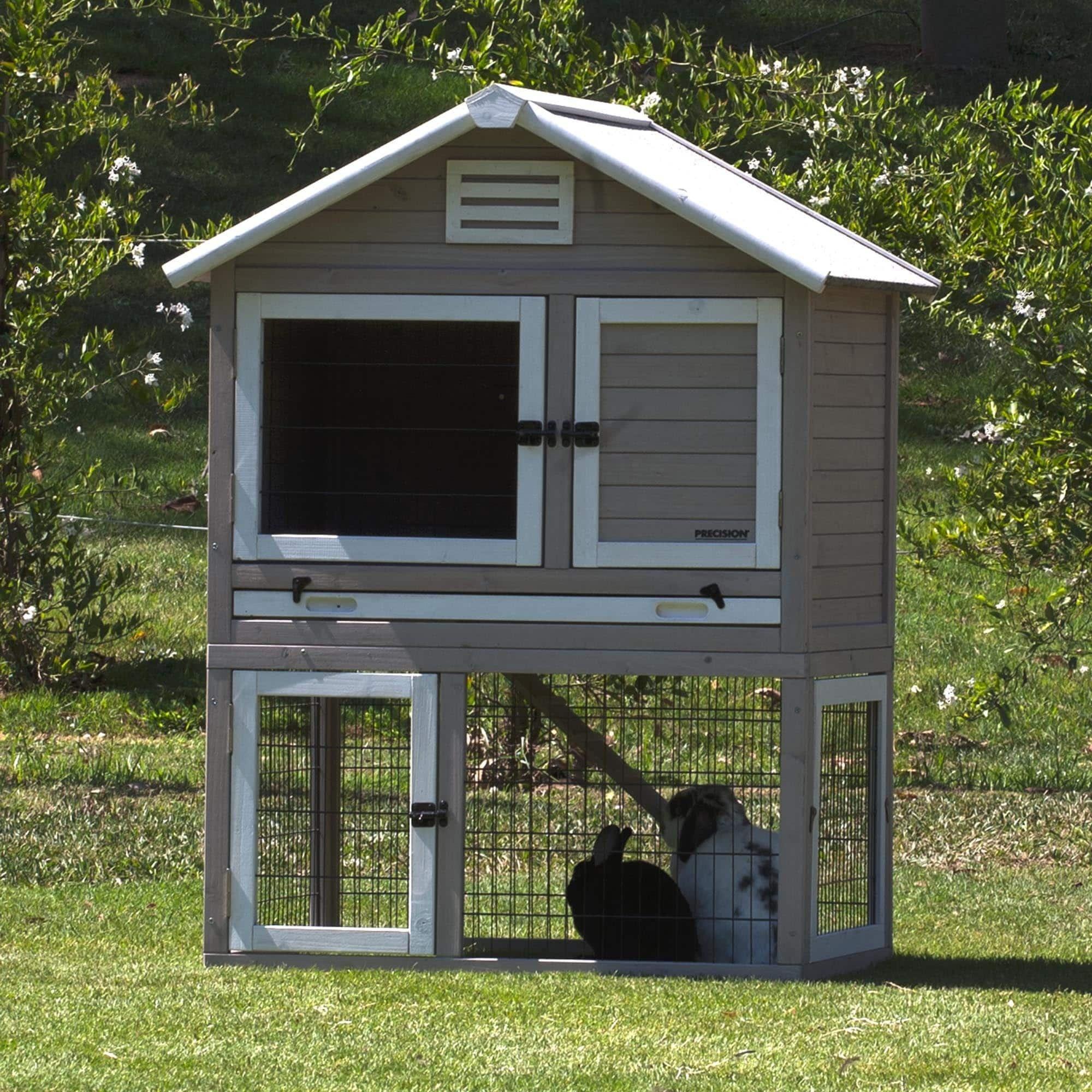 Precision Pet Rabbit Playhouse