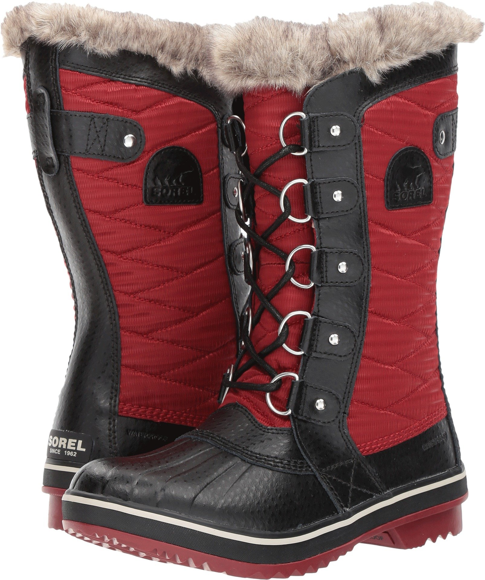 Sorel Tofino II Boot - Red Element/Black - Womens - 9.5 by SOREL